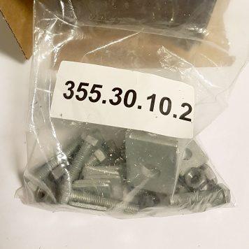 Montasjesett for galvanisert rekkverk modell 30 - Bolig Engros AS